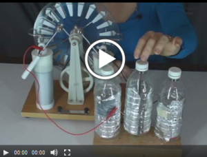 static electricity science project Static science: how well do different materials make static electricity an electrically charged exercise from science buddies.