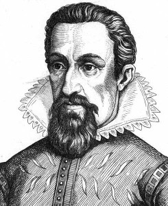 Johannes Kepler, a German astronomer famous for his laws of planetary motion. Check out our Johannes Kepler facts page for more information.
