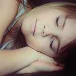 Sleeping child Pezibear