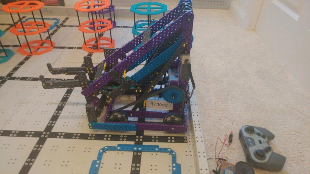 VEX IQ Robotics ZOOM Class 11/23